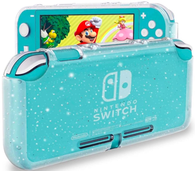 DLseego Protective Case Compatible with Nintendo Switch Lite