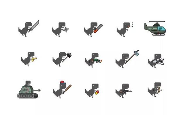 Dino swords 1