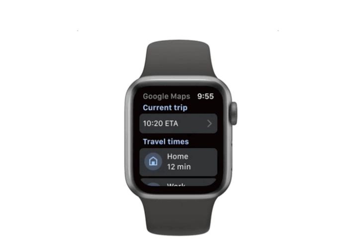 Google Maps Now Supports Apple Watch and CarPlay Dashboard
