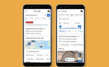 Google Search Is Ready to Help Figure Out Your COVID-19 Travel Plans