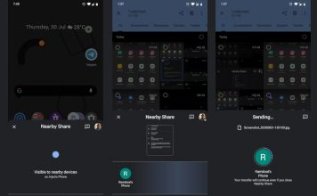 How to Enable and Use Nearby Share on Android