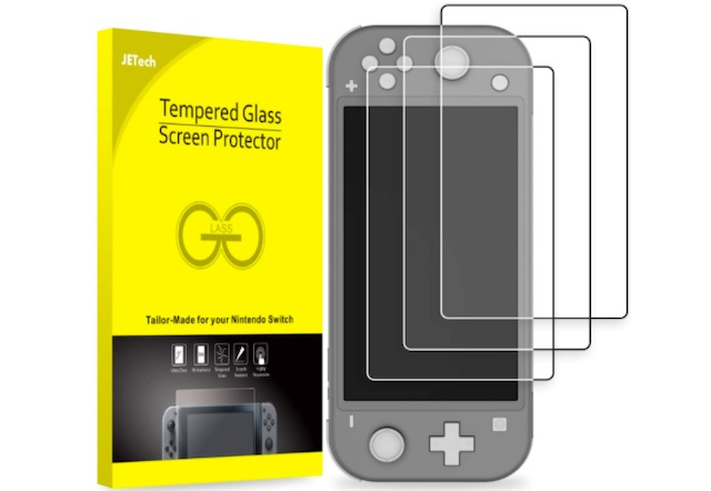 JETech Screen Protector for Nintendo Switch Lite