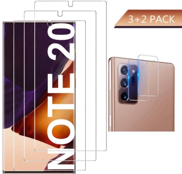 Luibor for Samsung Galaxy Note 20 Screen Protector