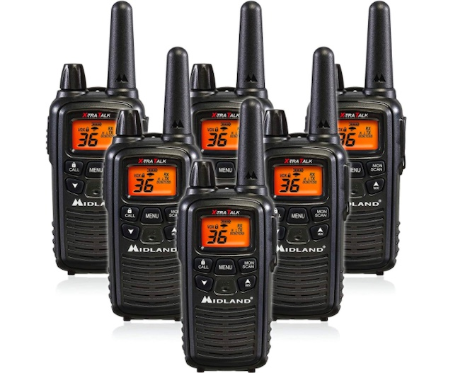 Midland LXT600VP3 36 Channel FRS Two-Way Radio