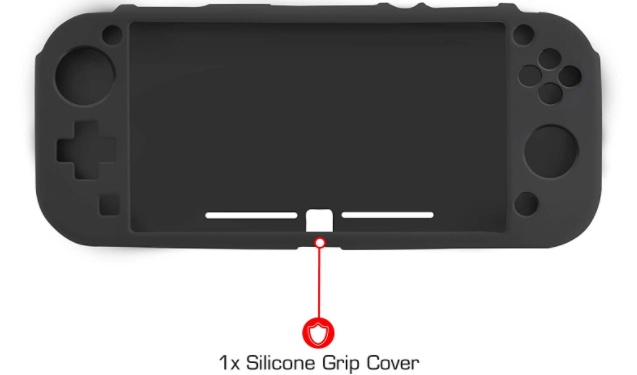 Nyko Silicone Grip Cover