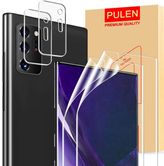 PULEN for Samsung Galaxy Note 20 Ultra Screen Protector