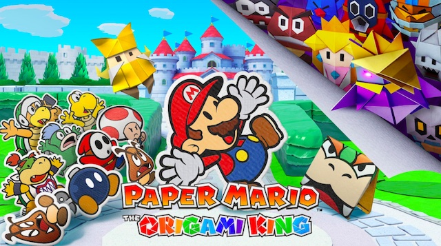 Paper Mario- The Origami King