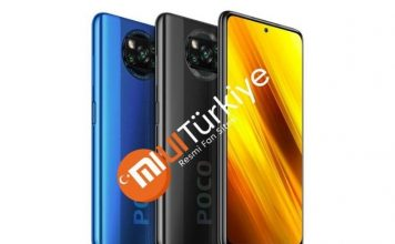 Poco X3 render and specs leak