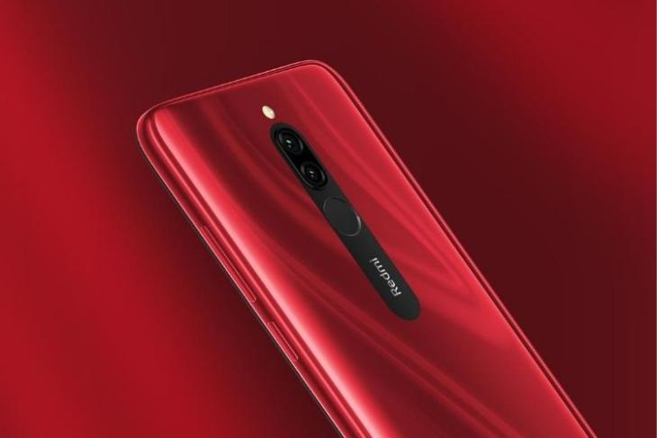 Redmi 8 gets Android 10 update