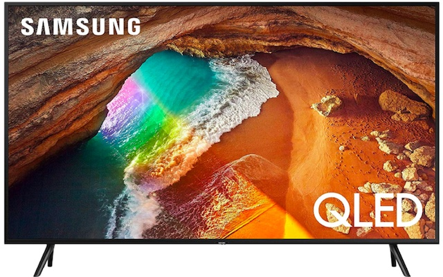 Samsung 163 cm (65 Inches) 4K Ultra HD Smart QLED TV QA65Q60RAKXXL