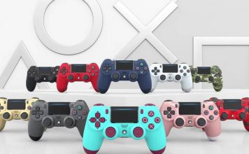Sony brings back Dualshock 4 colors feat.