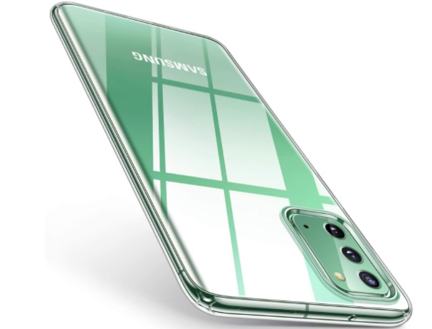 TORRAS Crystal Clear Designed for Samsung Galaxy Note 20