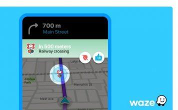 Waze railroad crossing feat.
