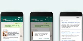 WhatsApp's 'Search the Web' Feature Lets You Verify Forwarded Messages