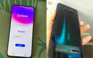 ZenFone 7 real-life image and specs leaked - new