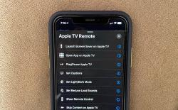 apple tv siri shortcut