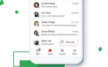 Gmail redesign with chat, rooms, and meet is rolling out
