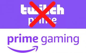 twitch prime is now called prime gaming