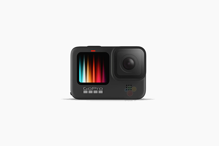 GoPro Hero 9 Black Might Come with Color Front Screen, 5K Shooting | Beebom