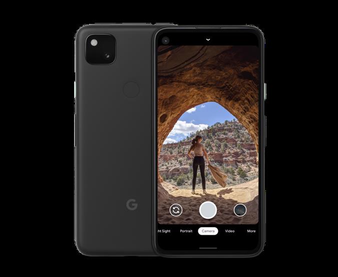 Google Pixel 4a - crave monger