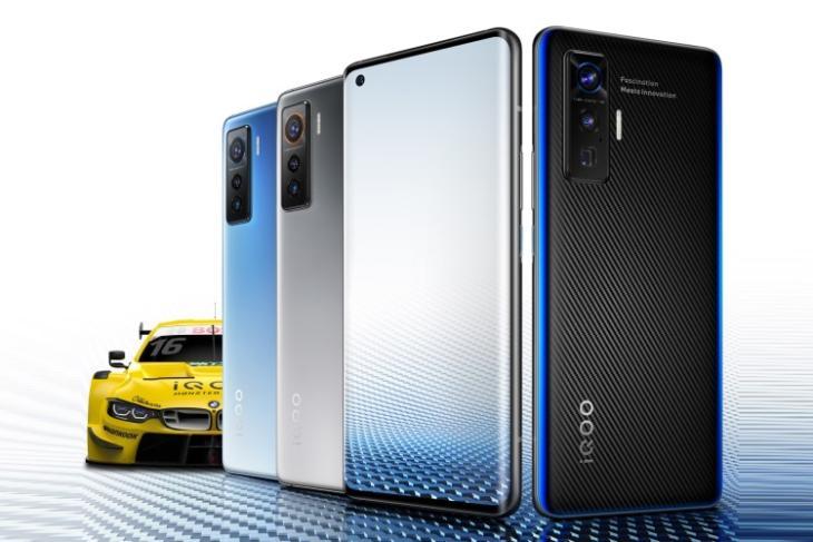 iqoo 5 pro launched china