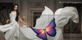 Xiaomi - Mi TV transparent edition