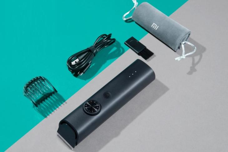 mi beard trimmer 1C launched india