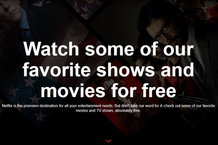 How to watch Netflix original shows and movies for free from anywhere
