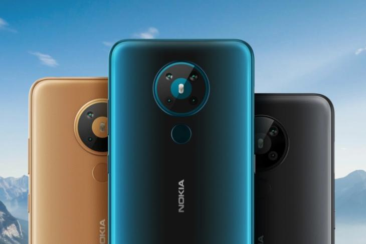 nokia 5.3 launched india