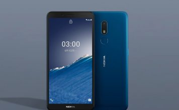 nokia c3 launched