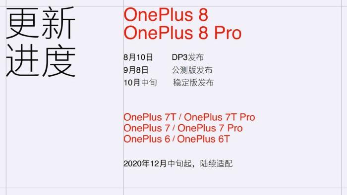 oxygenos 11 update timelines