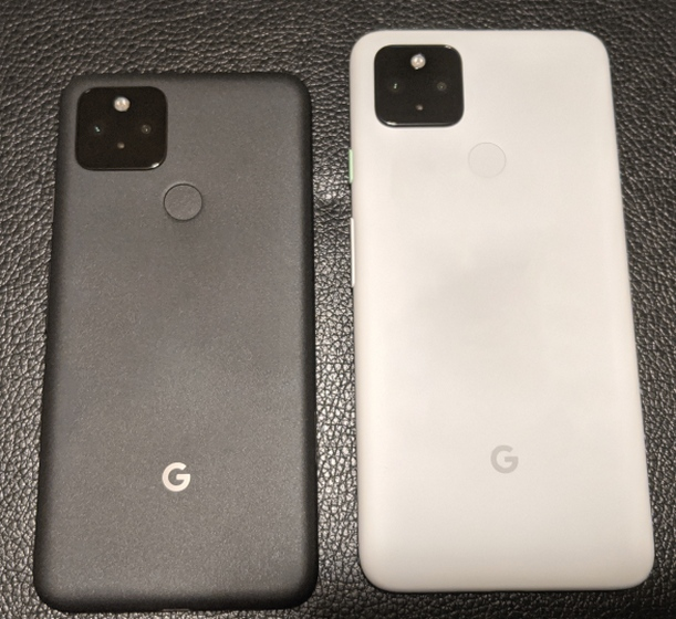 pixel 4a(5g) and pixel 5 leak