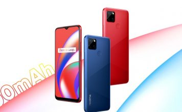 realme c12 launched