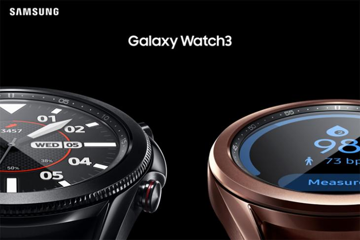 samsung galaxy watch 3 launched