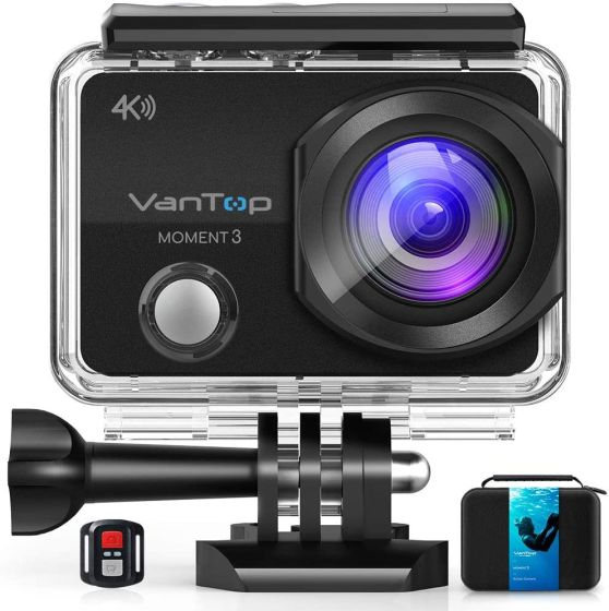13. Crosstour Action Camera