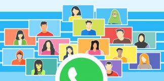 whatsapp web - messenger rooms integration