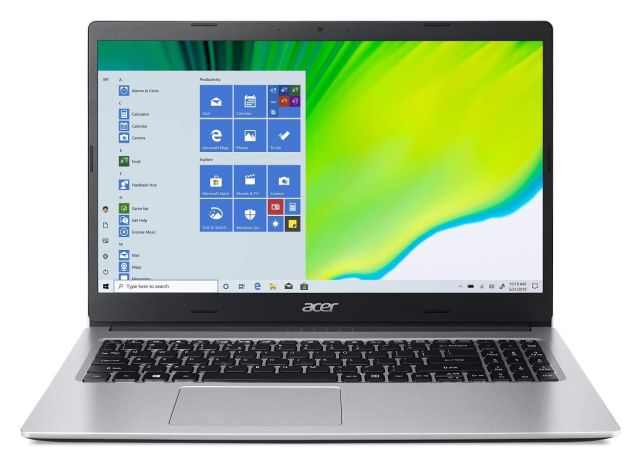 1. Acer Aspire 3 Best Ryzen Laptops