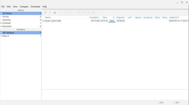 uget best linux apps on chromebook