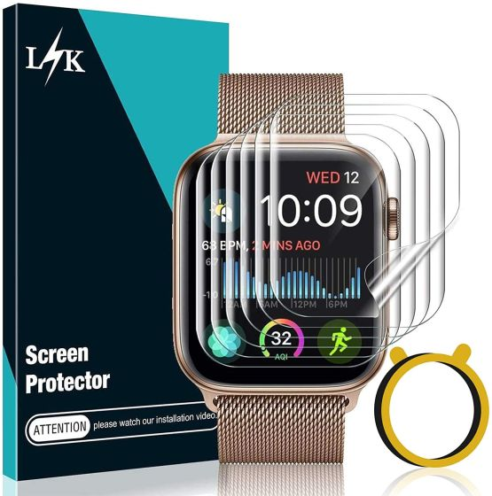 1. LK Screen Protector for Apple Watch SE