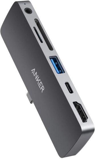 12. Anker USB C HUB