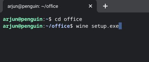 Installez Microsoft Office sur votre Chromebook