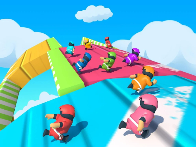 3. Knockout Race Games Like Fall Guys for Android and iOS