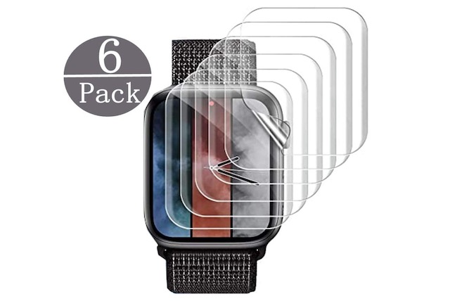7. Tisen Apple Watch Screen Protector