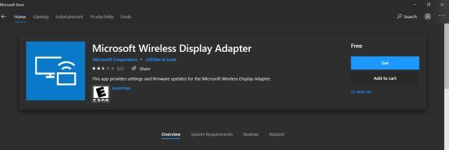 Транслируйте Windows 10 на Android TV или любой Smart TV