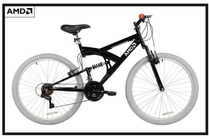 AMD bike feat.