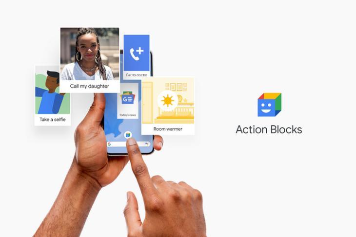 Action Blocks website