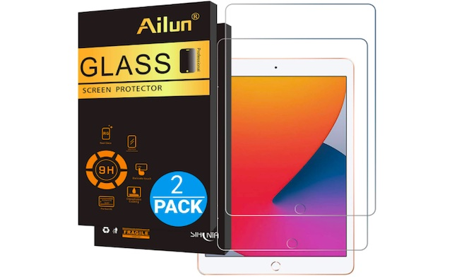 Ailun Screen Protector for New iPad 8