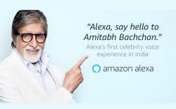 Alexa Amitabh Bachchan website