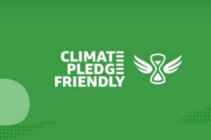 Amazon climate pledge feat.