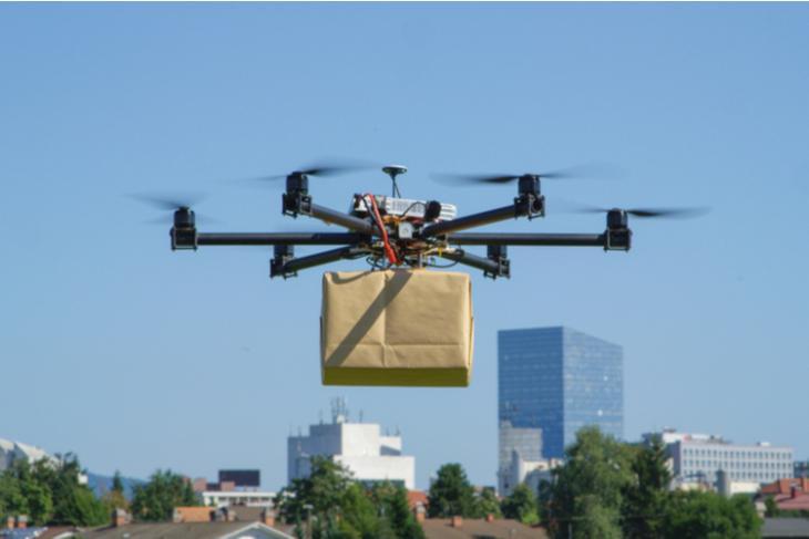 Amazon prime air drone deliveries feat.